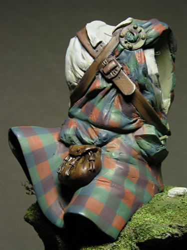 Painting Tartans Planetfigure Miniatures