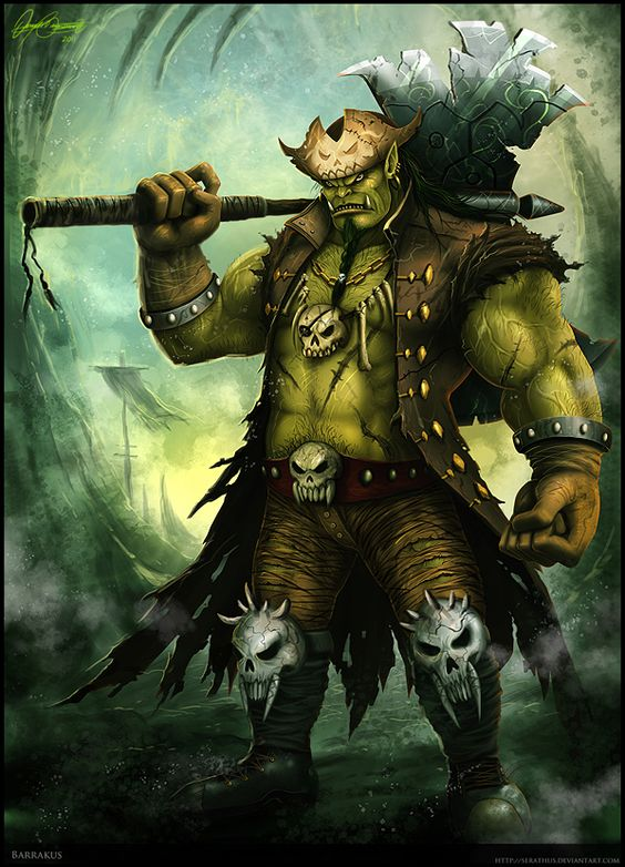 Review - The Orc from ...