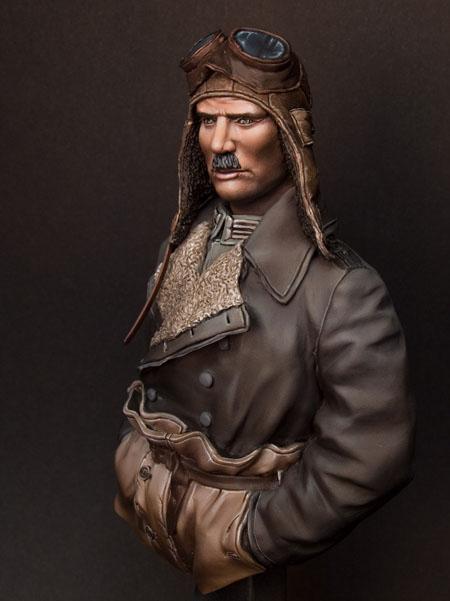 Wip Ww1 German Fighter Pilot Josef Mai Stormtroopers
