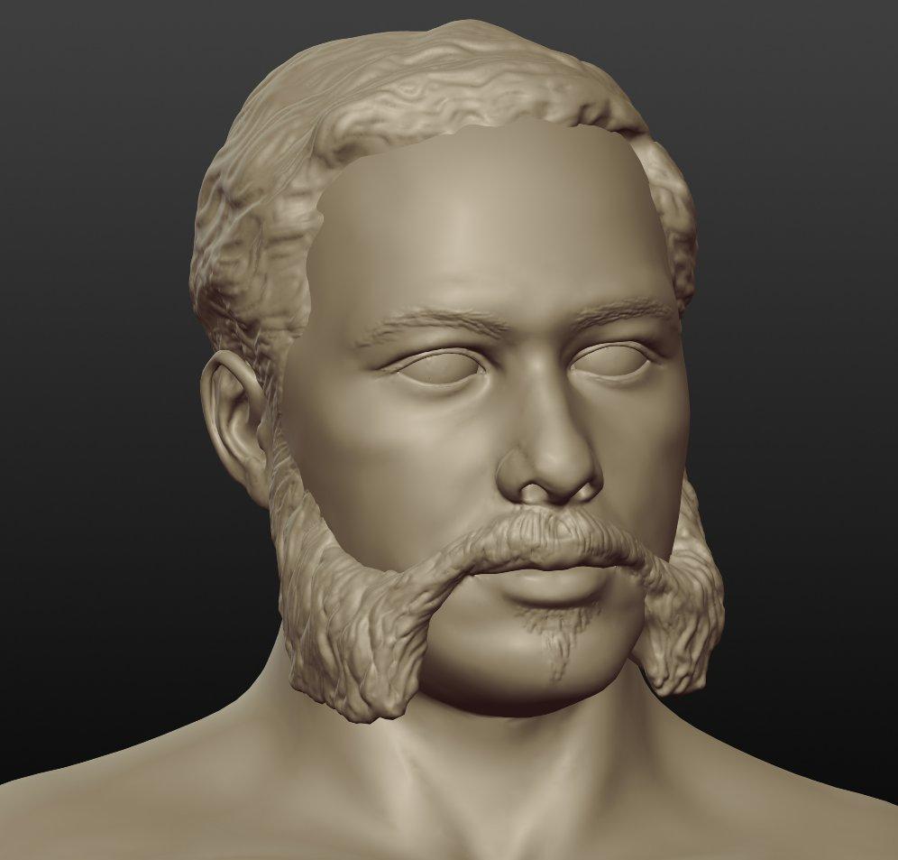 Further Studies in Sculptris | planetFigure | Miniatures