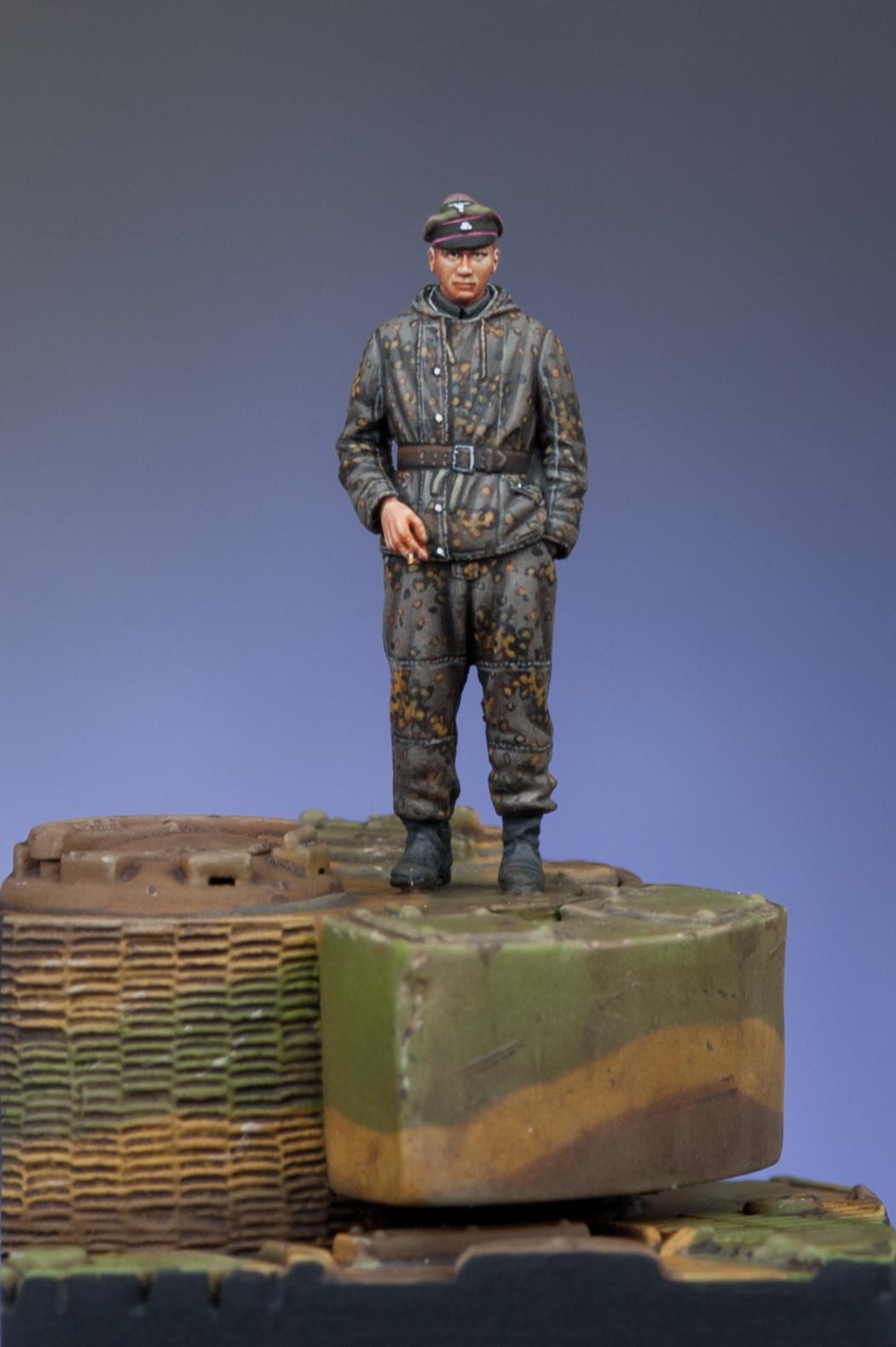 Mantis miniature 1/72 Troupe d'Elite Panzer Crew, 1944 Dsc_2671-jpg