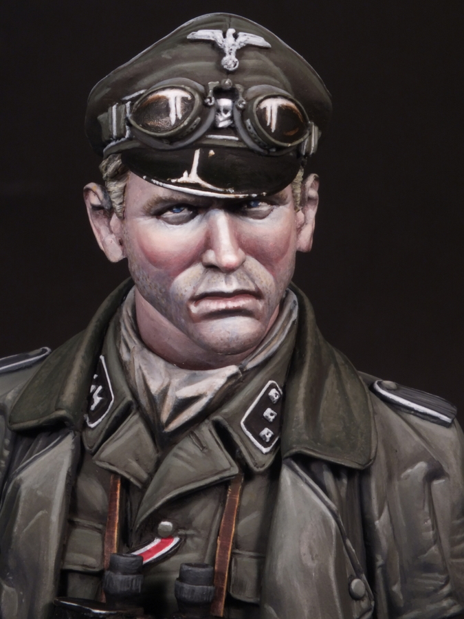 12th Ss Officer  Normandy Ww2 Stormtroopers New Release