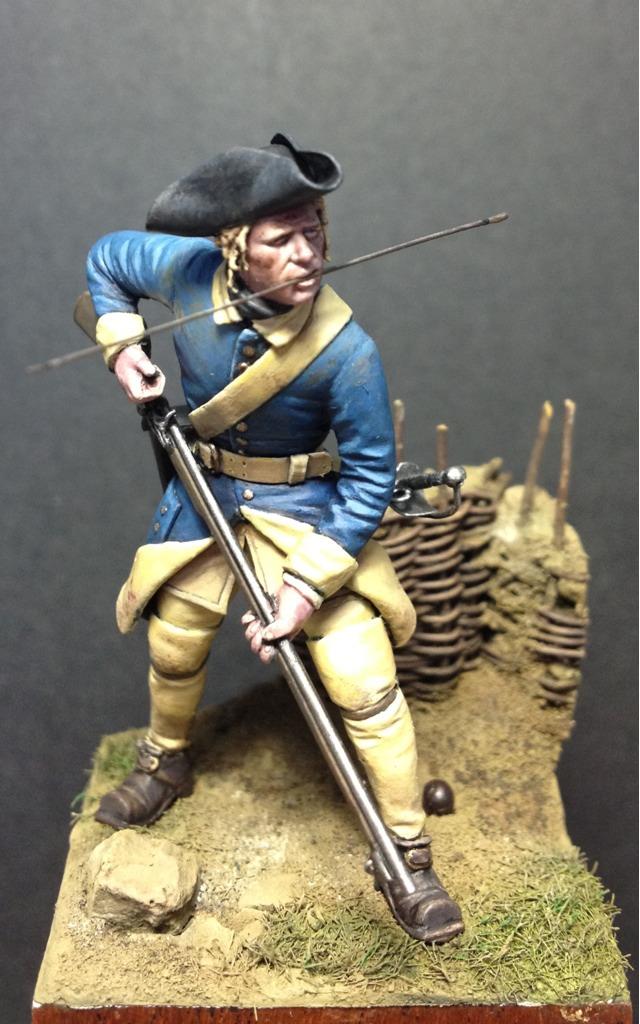 Swedish Infantry 1709 Poltava Planetfigure Miniatures