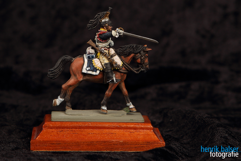 Vive L Empereur French Cuirassier Perry Miniatures 28mm
