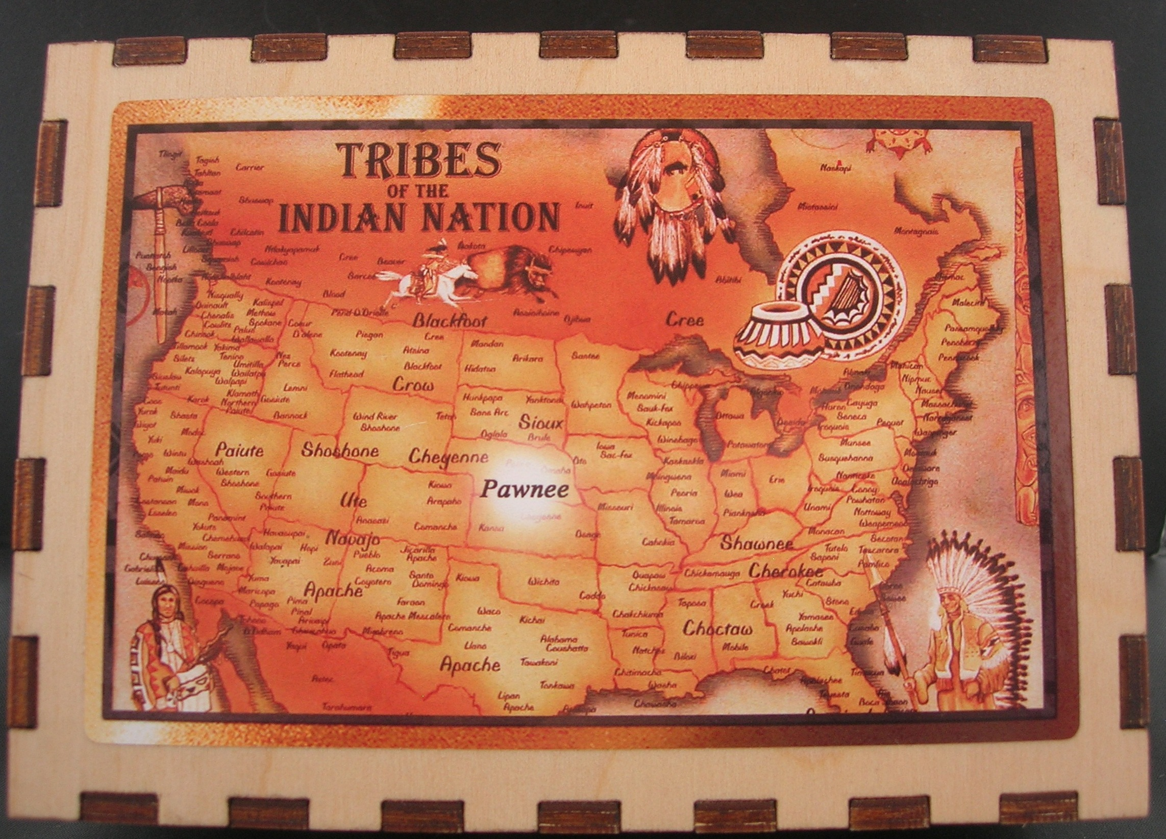 A Native American Map%0A indian     jpg