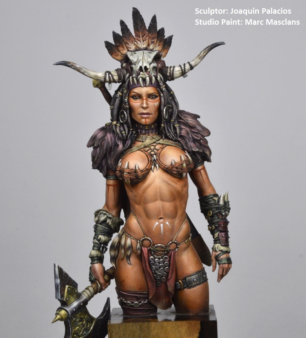 Video Review - Black Sun Miniatures - Savage Beauty