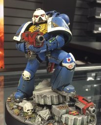 Wanting to Buy - Large scale Space Marine | planetFigure